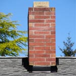 Chimney repairs and rebuilds